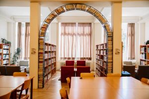 Leysin_library